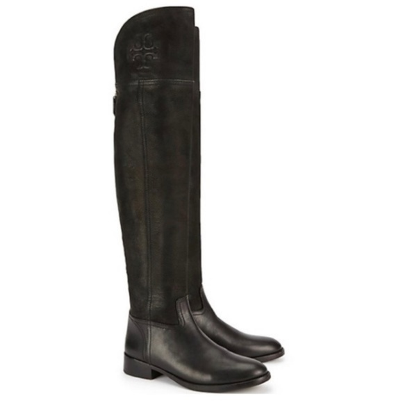 11191d611f4 Tory Burch Simone Over the Knee Boots. M 5b774c86c9bf50fae4d9e42f
